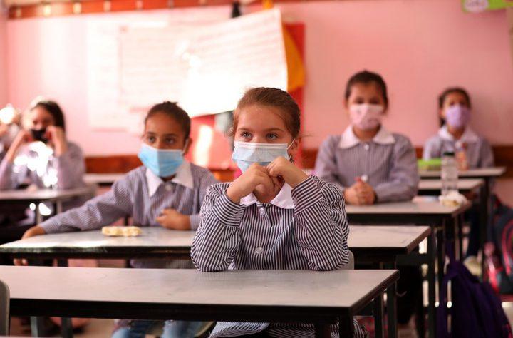 """محافظة نابلس: 655 إصابة بـ""""كورونا"""" في مدارس المحافظة"""