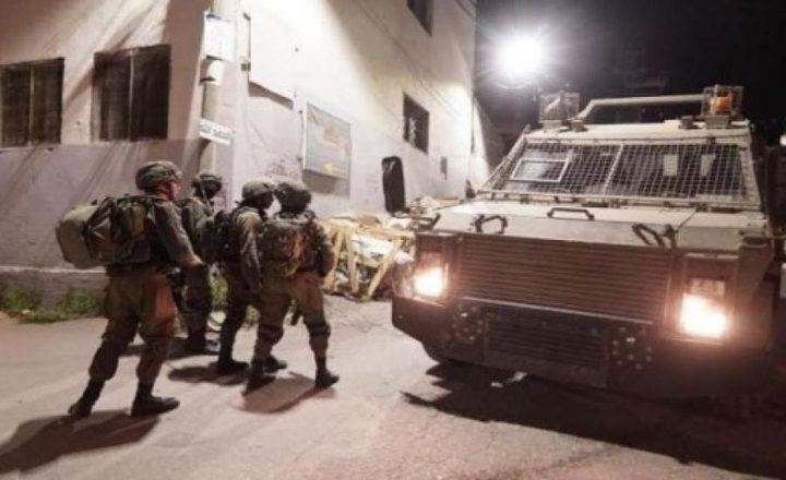 جنين: الاحتلال يستولي على تسجيلات كاميرات مراقبة في يعبد