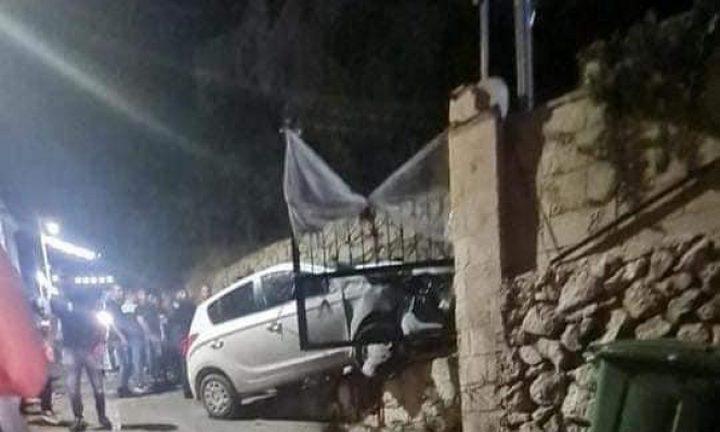 مقتل شاب وإصابة آخر في وادي عارة