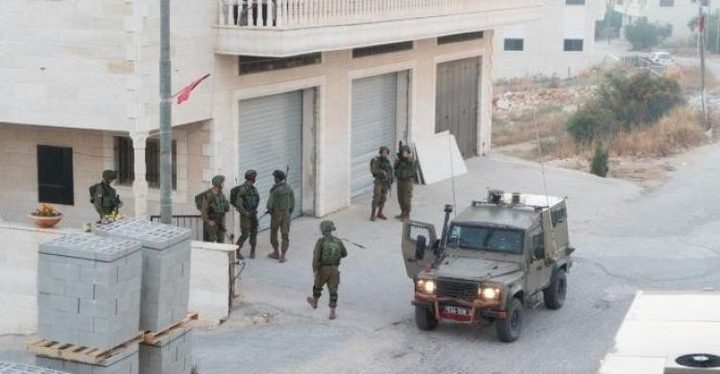 بيت لحم: لاحتلال يقتحم منزل أسير محرر