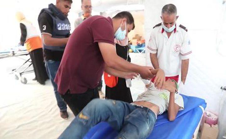 نقل الأسير المضرب كايد الفسفوس الى المستشفى بعد تدهور صحته