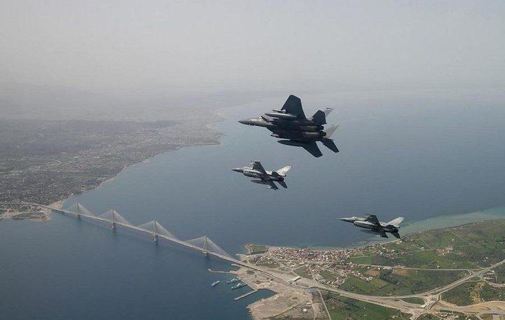 اليونان تتهم تركيا بخرق مجالها الجوي