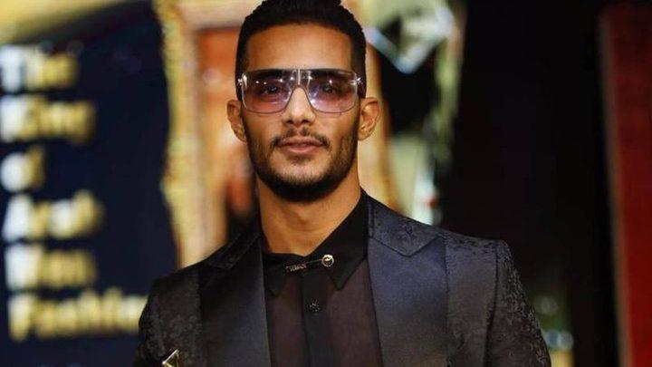 محمد رمضان يحصل على لقب سفير الشباب العربي