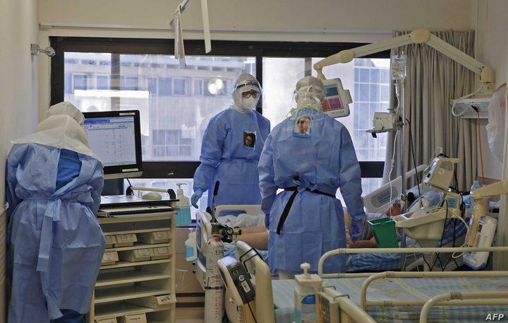 دولة الاحتلال تسجل 8482 إصابة جديدة بفيروس كورونا