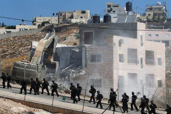 330 رجل دين يطالبون بايدن بالتنديد العلني لعمليات الطرد في القدس