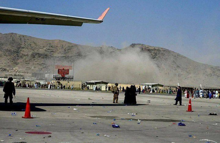"""غارة أمريكية تستهدف عناصر من """"داعش"""" في محيط مطار كابل"""
