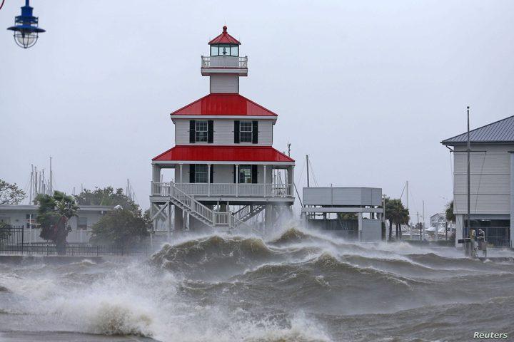"""بايدن: : إعصار """"إيدا"""" تسببت بكارثة كبرى في لوزيانا"""