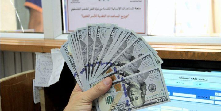 الشيخ: تم الاتفاق بين فلسطين وقطر على المنحة القطرية لقطاع غزة