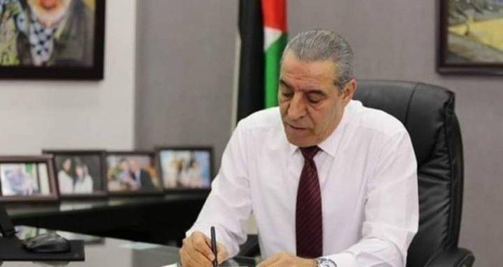 الشيخ: منح خمسة الاف جمع شمل للعائلات الفلسطينية دفعة أولى