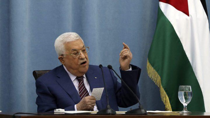 الرئيس يترأس اجتماع التنفيذية ويؤكد على استمرار نضال شعبنا