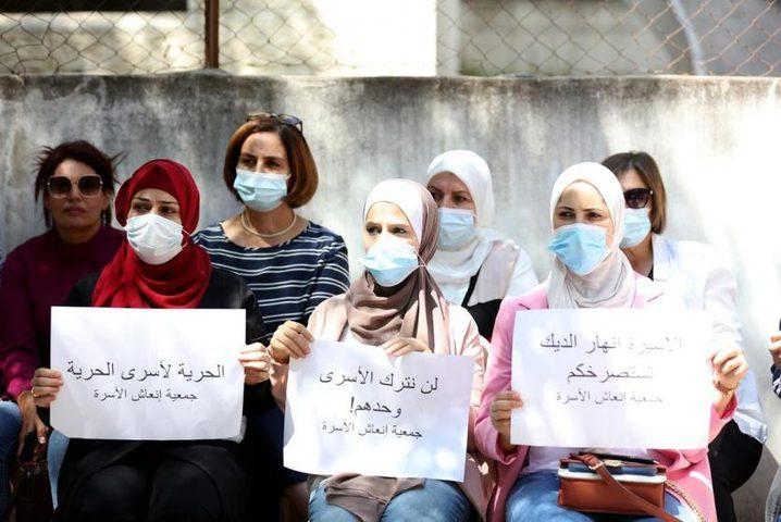 مطالبات بالإفراج الفوري عن الأسيرة أنهار الديك و الأسرى المرضى