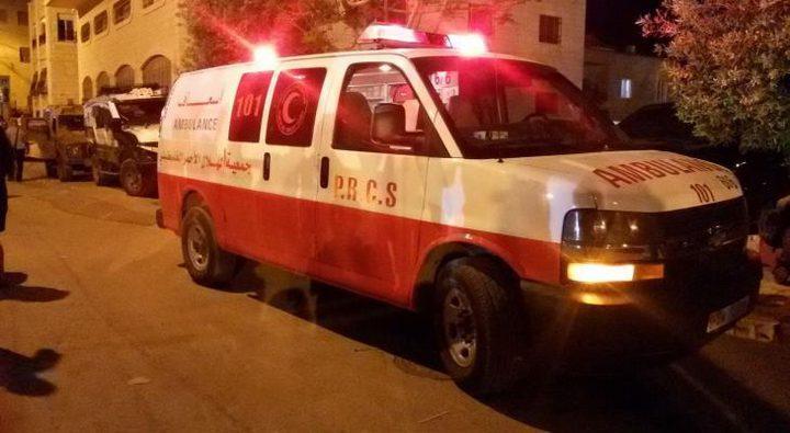 مصرع طفل (4 أعوام) بحادث سير في جنين