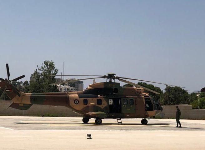 طائرة أردنية لنقل الرئيس الى مصر لحضور القمة الثلاثية
