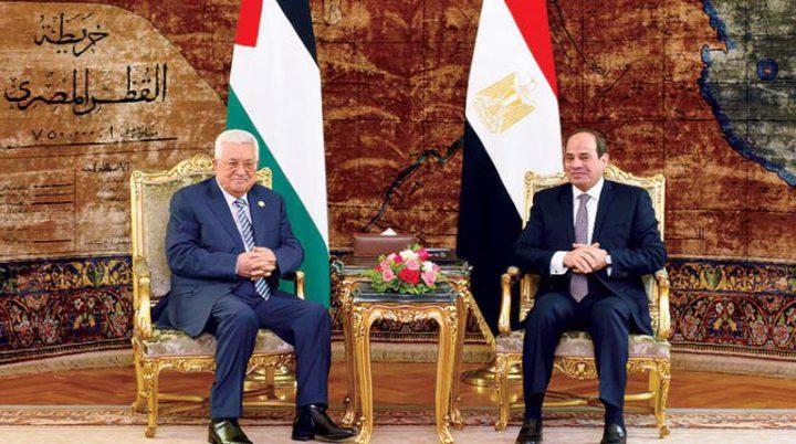 الرئيس عباس يصل القاهرة في زيارة رسمية