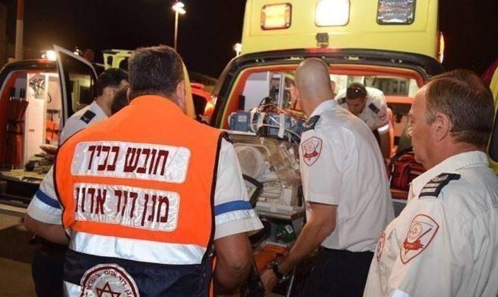 النقب: إصابة شاب بجروح خطيرة بعد سقوطه عن حصان