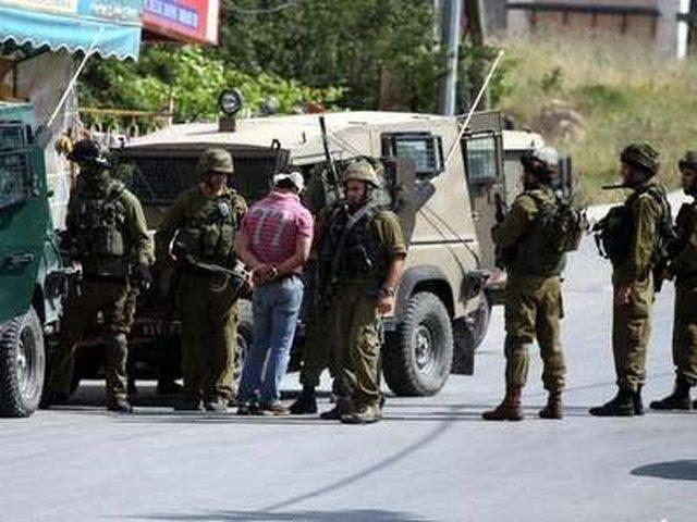 قوات الاحتلال تعتقل شابا من بلدة عقابا شمال طوباس