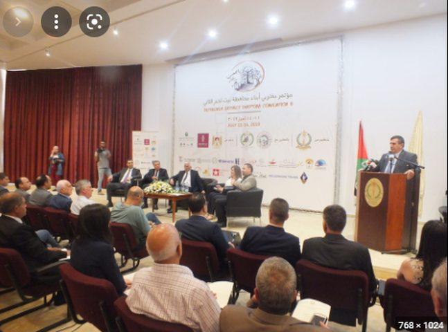 انطلاق أعمال مؤتمر مغتربي أبناء محافظة بيت لحم الثالث