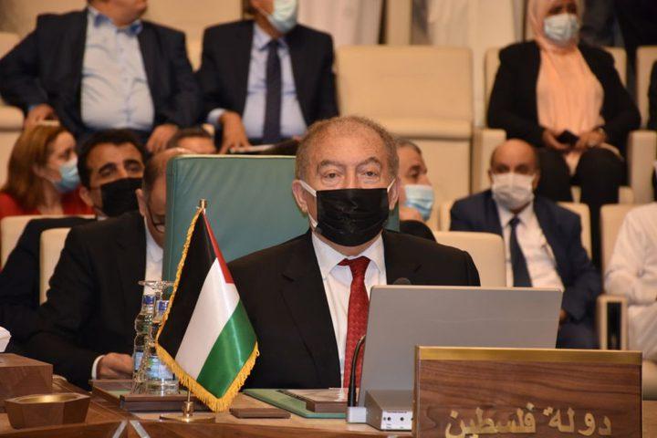 المجلس الاقتصادي والاجتماعي العربي يدعو لدعم الاقتصاد الفلسطيني