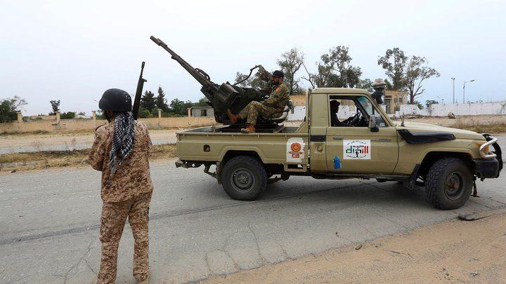 اشتباكات عنيفة في طرابلس بين أجهزة الحكومة