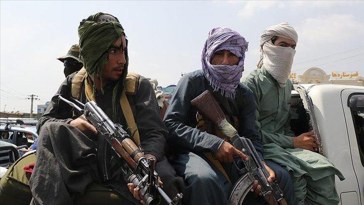 """""""طالبان"""": الحركة تسيطر الآن على جميع أنحاء أفغانستان"""
