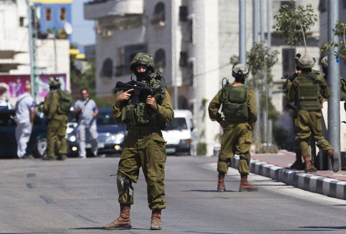 قوات الاحتلال تقتحم مخيم شعفاط في القدس