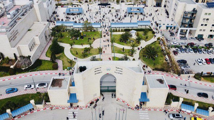 الرئيس يهاتف رامي الحمد الله مهنئا إياه بإنجاز جامعة النجاح