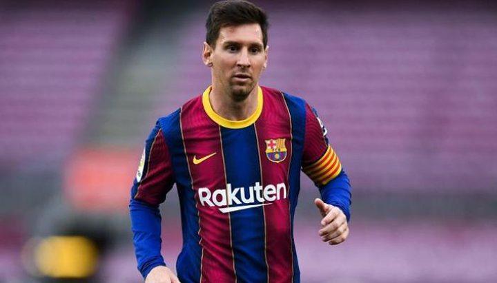 تسريب رسالة ميسي الشهيرة لطلب إنهاء عقده مع برشلونة