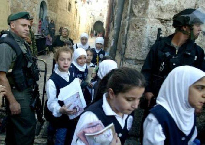صيام: الاحتلال الإسرائيلي يواصل حربه ضد التعليمفي القدس