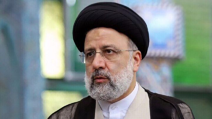 رئيسي: إيران مستعدة لتوفير الأمن في أفغانستان