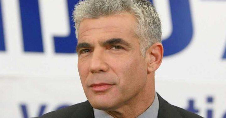 لابيد يتوجه إلى موسكو إثر الغارات الإسرائيلية الجديدة على سوريا
