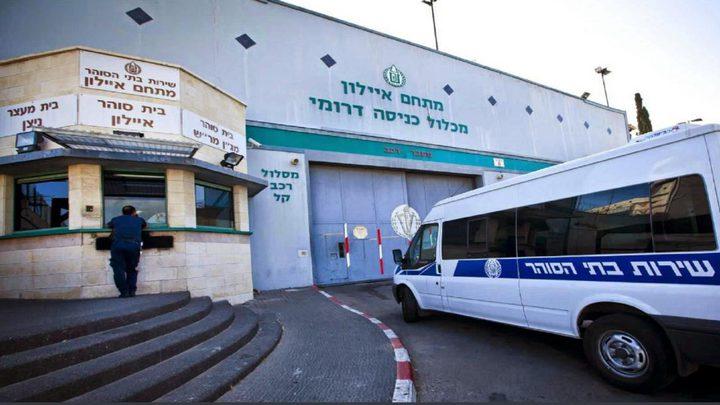 """إسرائيل تعتزم نقل 400 أسير فلسطيني من """"جلبوع"""" بعد فرار 6 أسرى"""