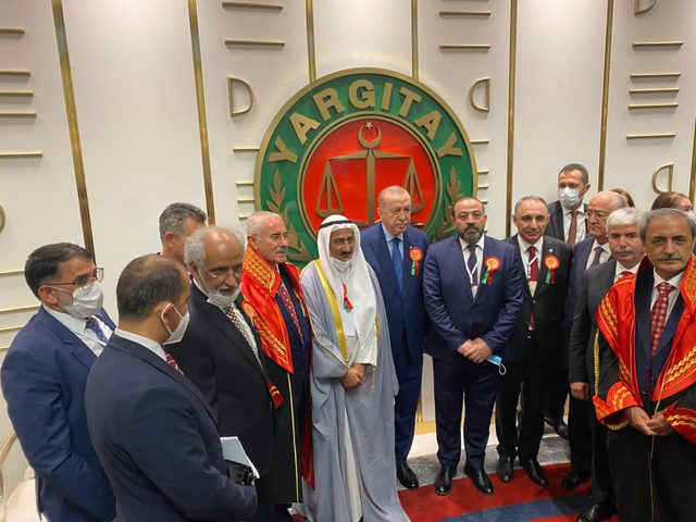 النائب العام المستشار أكرم الخطيب يختتم زيارة عمل رسمية لتركيا