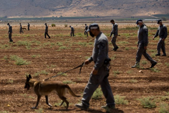 شرطة الاحتلال تُحقق مع مسؤولي سجن جلبوع بقضية هروب الأسرى