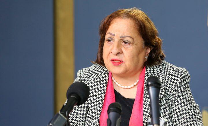 وزيرة الصحة: بدأنا بتقديم الجرعة الثالثة من لقاح كورونا