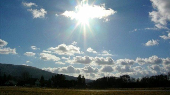 حالة الطقس: أجواء صافية لطيفة