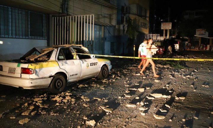 المكسيك: زلزال بقوة 7.4 يهز جنوب غربي البلاد