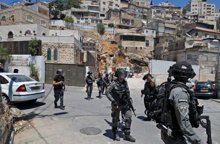 إصابات بالاختناق خلال مواجهات مع الاحتلال في سلوان