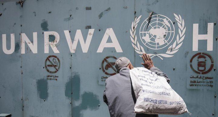 """شكري يبحث مع مفوض """"الأونروا"""" دعم اللاجئين الفلسطينيين"""