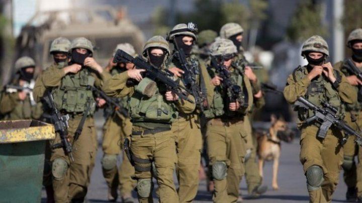 الاحتلال يعزز من تواجد قواته في محيط جنين