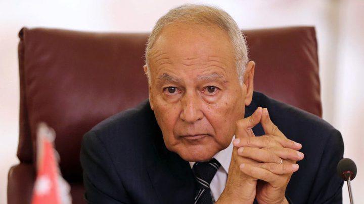 أبو الغيط: حل الدولتين الطريق الوحيد لسلام حقيقي شامل بالمنطقة