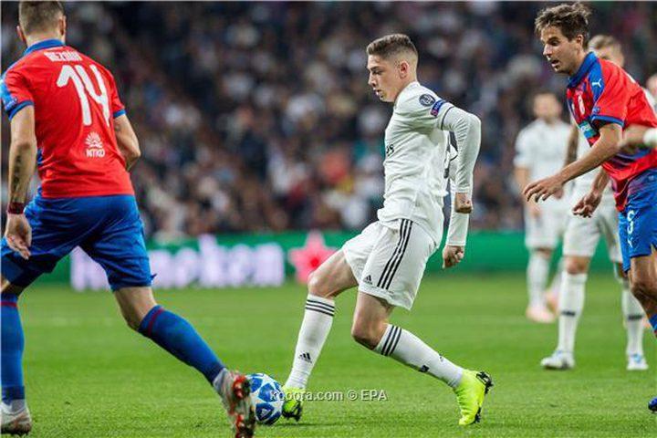 ريال مدريد يستهدف ضم صديق فالفيردي