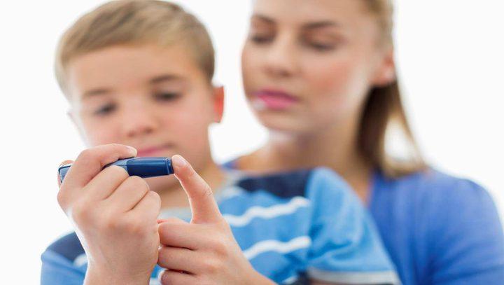 علامات السكر عند الأطفال