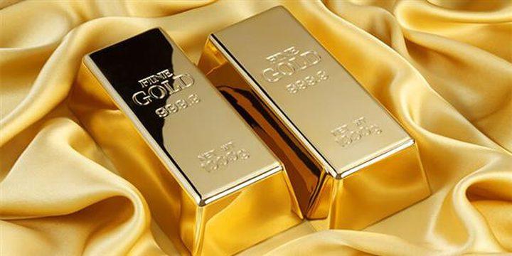 انخفاض أسعار الذهب بعد ارتفاع الدولار