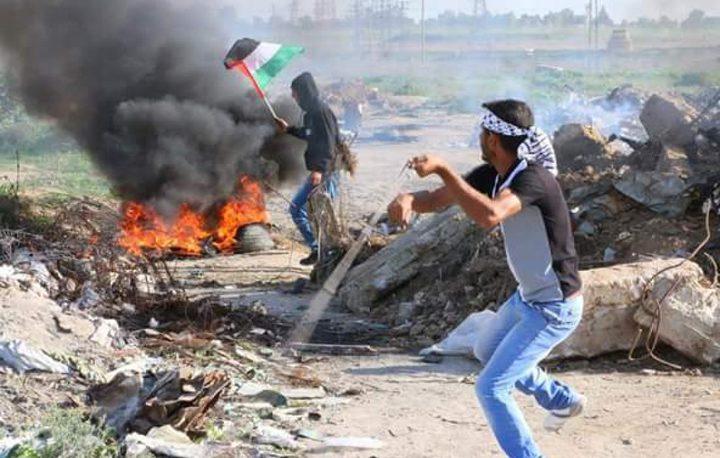 اندلاع مواجهات مع الاحتلال في مخيم العروب ودورا