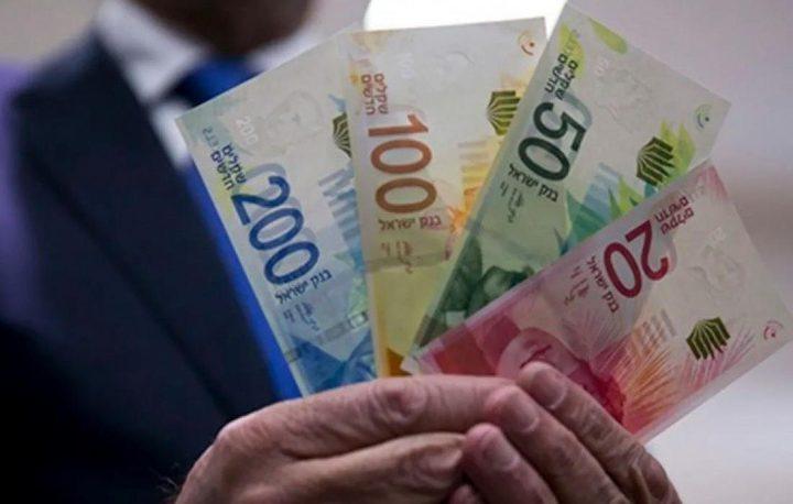 تعرف على أسعار صرف العملات مقابل الشيكل ليوم الخميس