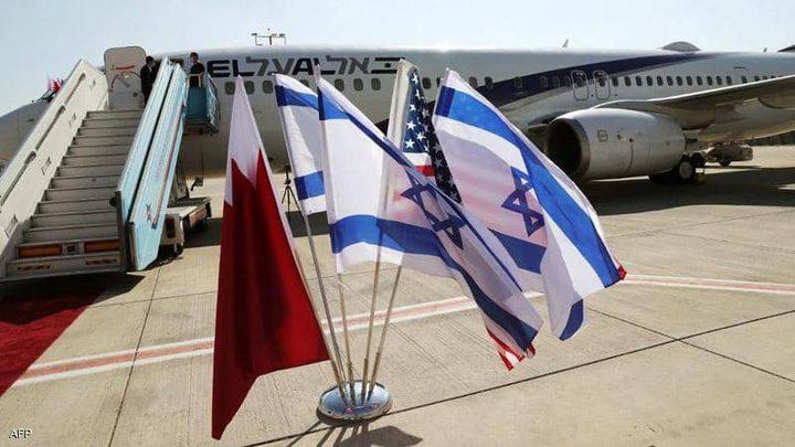 البحرين تبدأ بتسيير رحلات مباشرة إلى تل أبيب في 30 سبتمبر