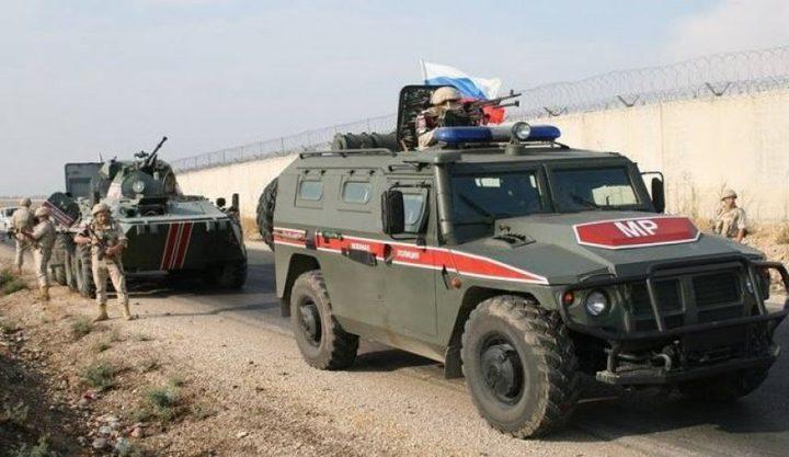 بدء تسيير دوريات للجيش الروسي في درعا البلد