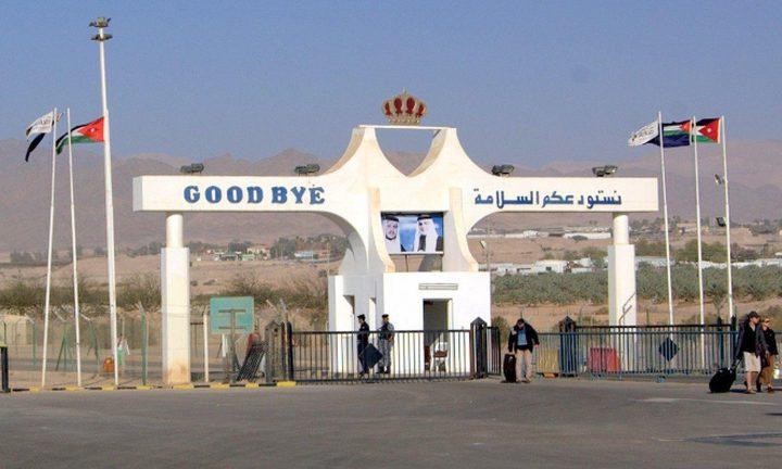 مصادر  عسكرية و أمنية أردنية تنفي دخول الأسرى الستة عبر حدودها
