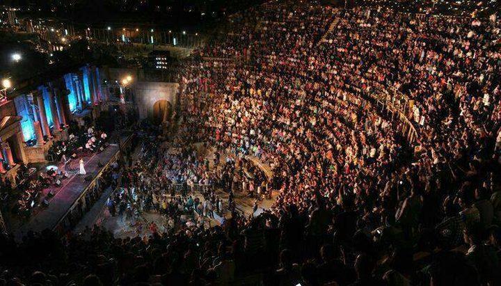 مهرجان جرش يعود مع حضور أبرز الفنانين