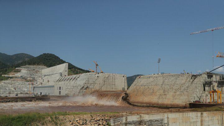 إثيوبيا تستعد لبدء توليد الكهرباء في سد النهضة